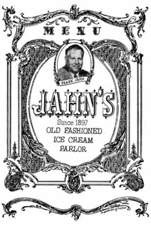 Jahn's Old Fashioned Ice Cream Parlor